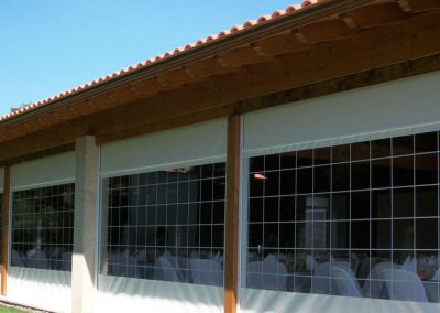 toldos verticales terraza madera